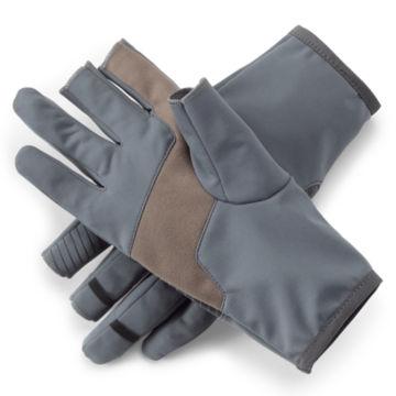 Trigger Finger Softshell Gloves -  image number 0