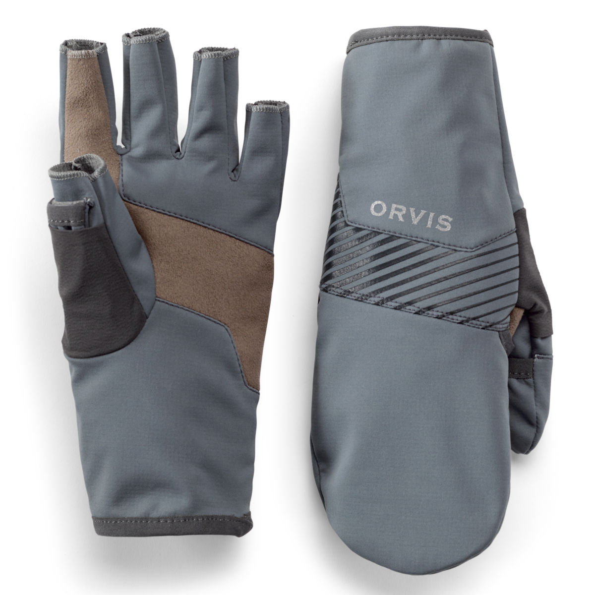 Softshell Convertible Mitts - image number 0