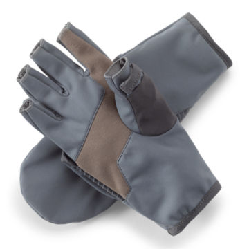 Softshell Convertible Mitts -  image number 1
