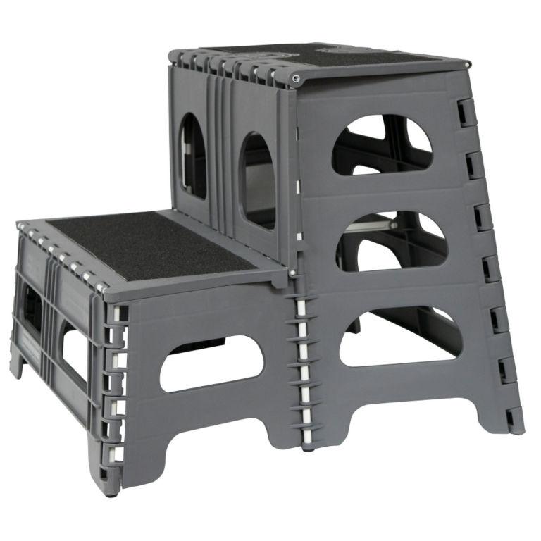 Pet Step Folding 2-Step Assist -  image number 1