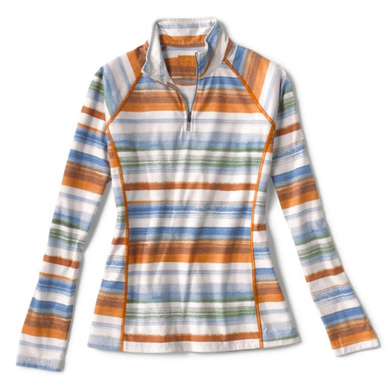 Women's drirelease® Long-Sleeved Quarter-Zip Tee -  image number 4