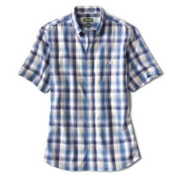 Wrinkle-Free Short-Sleeved Shirt - Regular -  image number 0