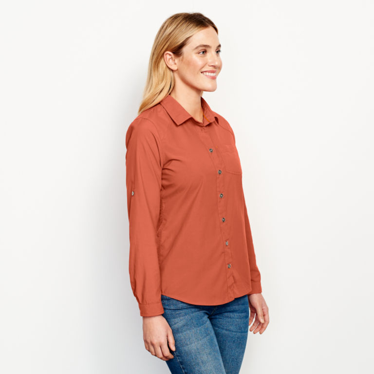 Escape Long-Sleeved Shirt -  image number 1