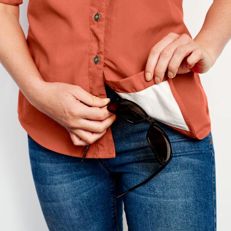 Escape Long-Sleeved Shirt -  image number 4