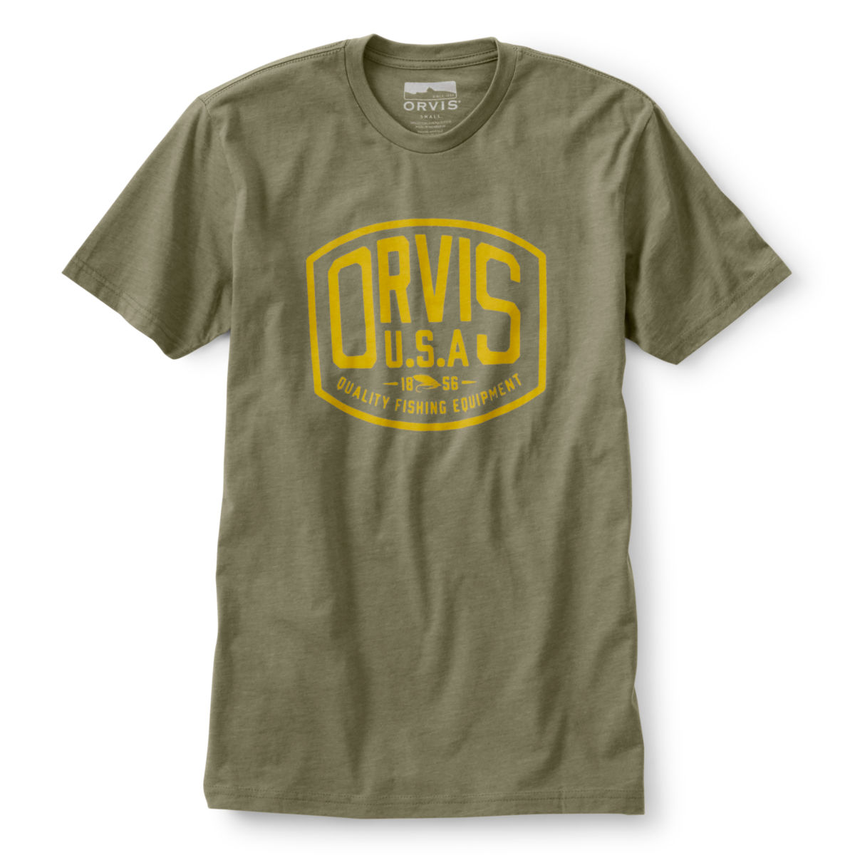 Orvis Badge Logo T-Shirt - image number 0