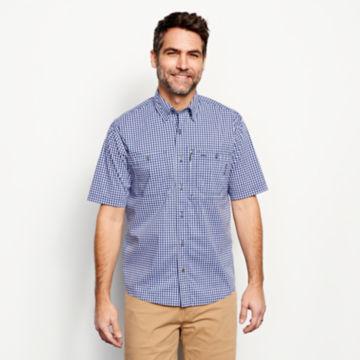 River Guide Short-Sleeved Shirt - PAPRIKA image number 1