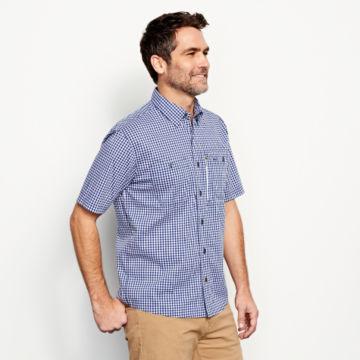 River Guide Short-Sleeved Shirt - PAPRIKA image number 2