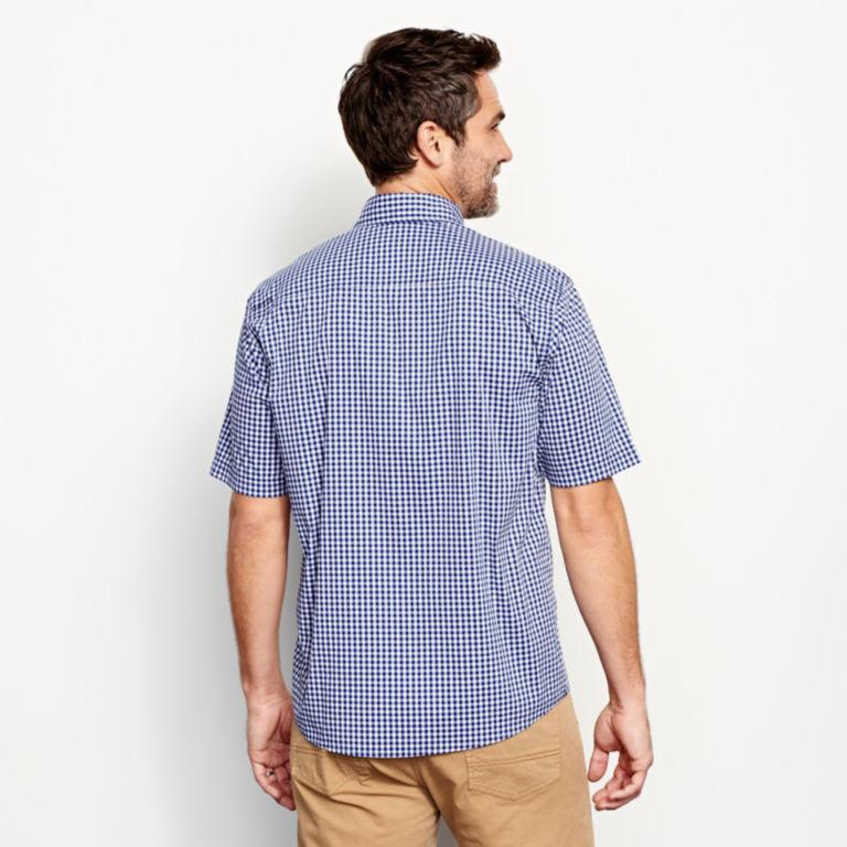River Guide Short-Sleeved Shirt - PAPRIKA image number 3