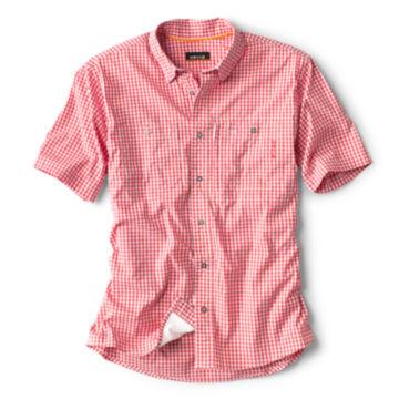 River Guide Short-Sleeved Shirt - PAPRIKA image number 0