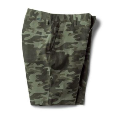 Sandstone Shorts, Camo -