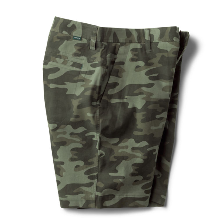 Sandstone Shorts, Camo -  image number 0
