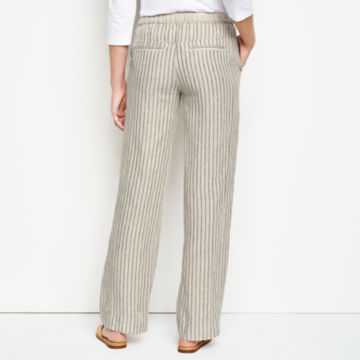 Orvis Performance Linen Striped Pants -  image number 2
