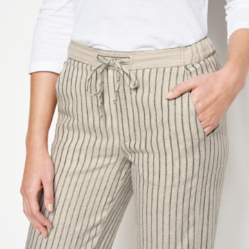Orvis Performance Linen Striped Pants -  image number 3