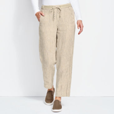 Orvis Performance Striped Linen Cruisers -
