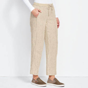 Orvis Performance Striped Linen Cruisers -  image number 1