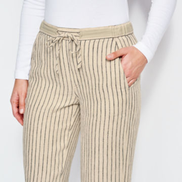 Orvis Performance Striped Linen Cruisers -  image number 3