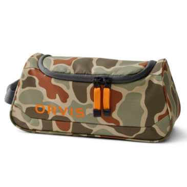 Orvis Camo Travel Kit -