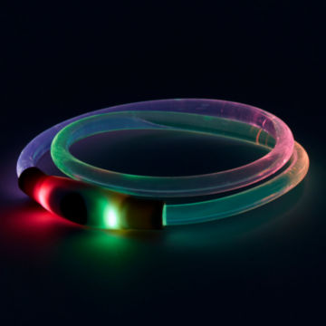 LED Rechargeable Safety Collar -  image number 1