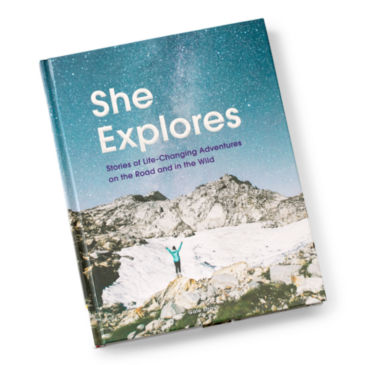 She Explores Book -