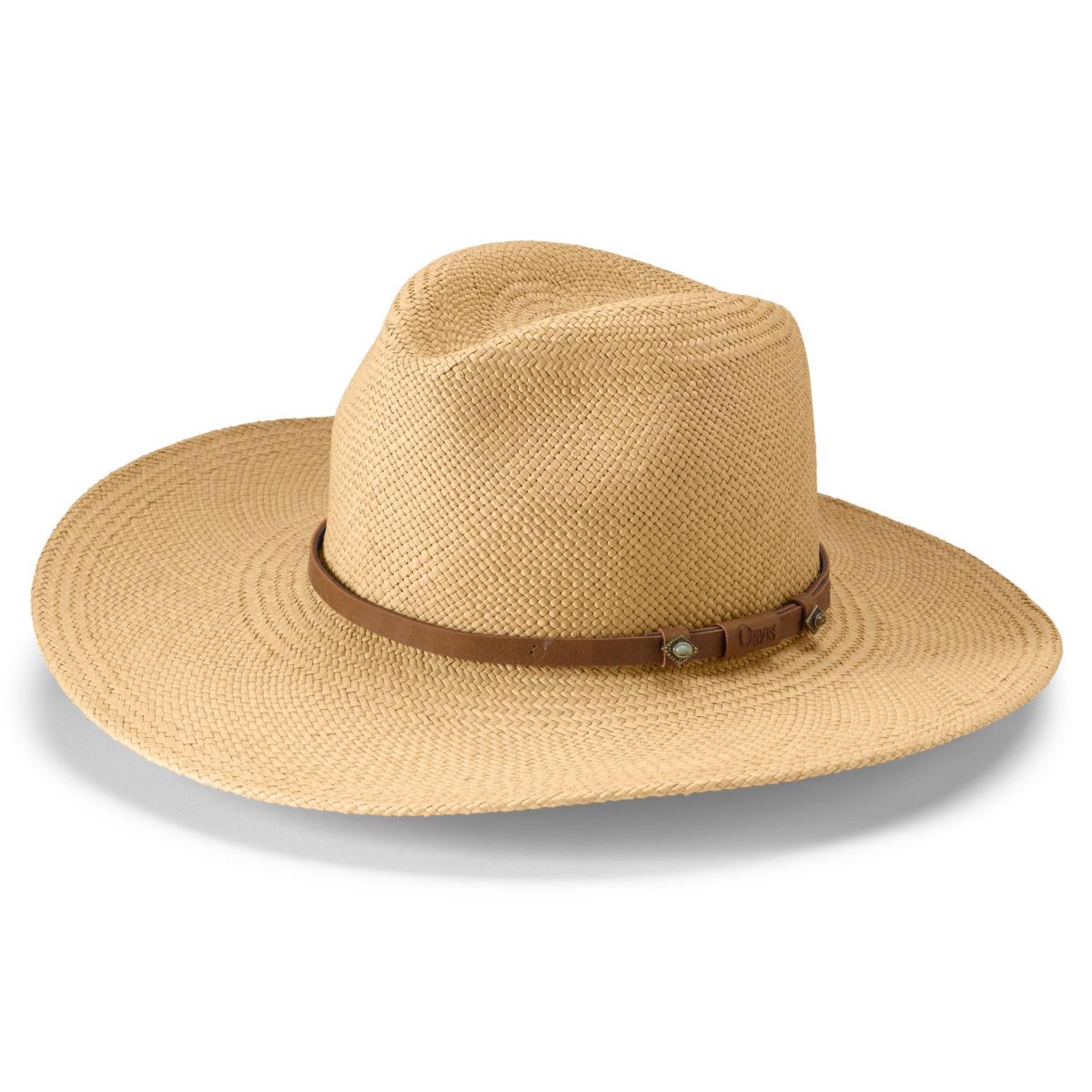 Saltwater Panama Straw Hat - image number 0