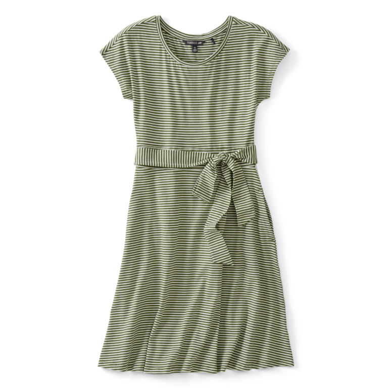 Toad&Co® Cue Wrap Short-Sleeved Dress -  image number 0