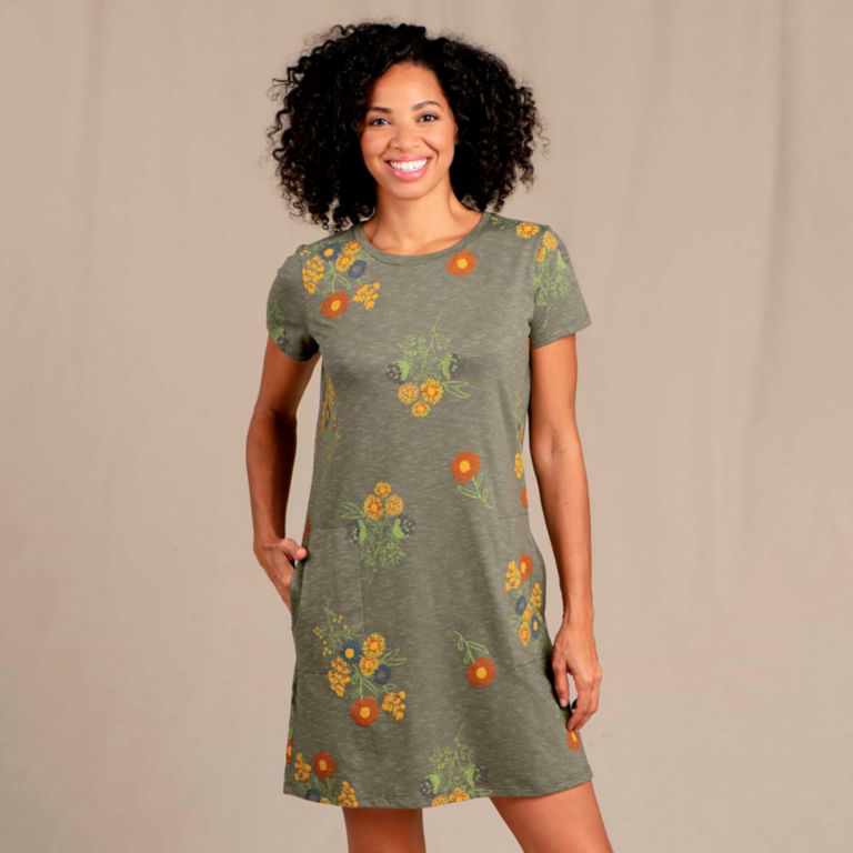 Toad&Co® Windmere II Short-Sleeved Dress -  image number 0