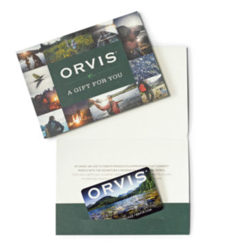 Fishing School Gift Card - CLASSIC ORVIS image number 1