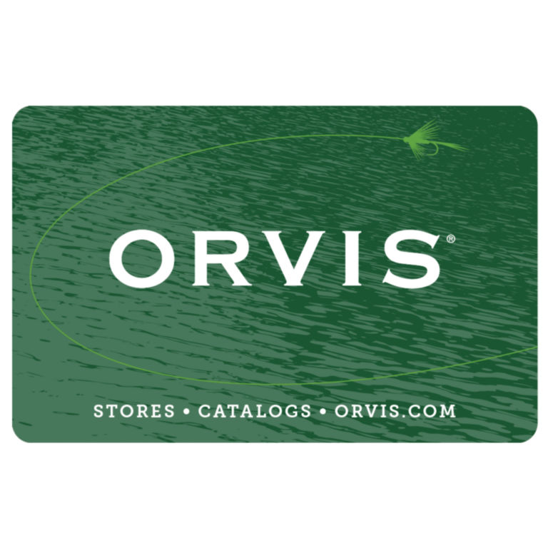 Fishing School Gift Card - CLASSIC ORVIS image number 0