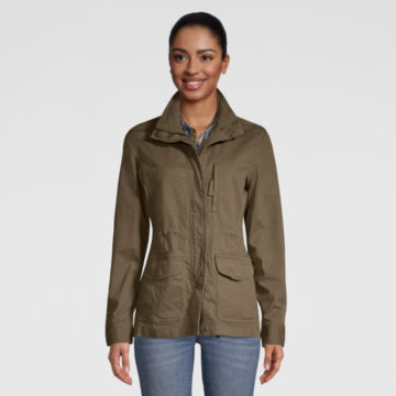 Canyonlands Utility Jacket - CAPERS image number 1