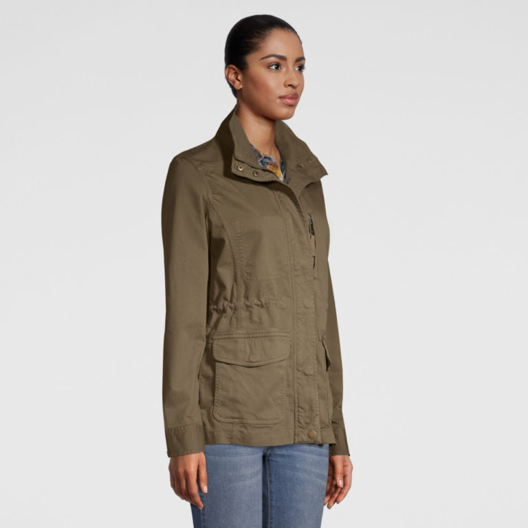 Canyonlands Utility Jacket - CAPERS image number 2