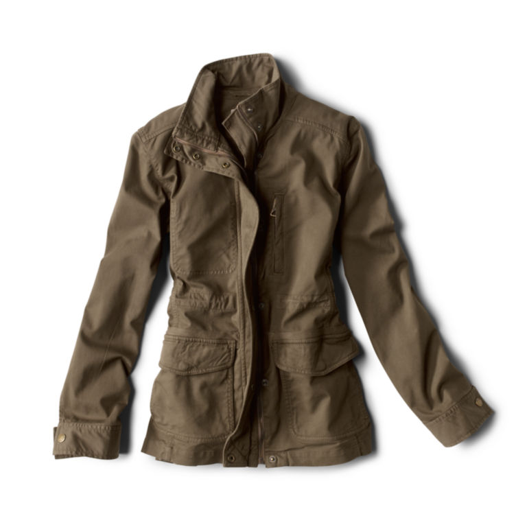 Canyonlands Utility Jacket - CAPERS image number 0