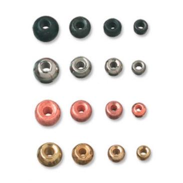 Round Tungsten Beads -