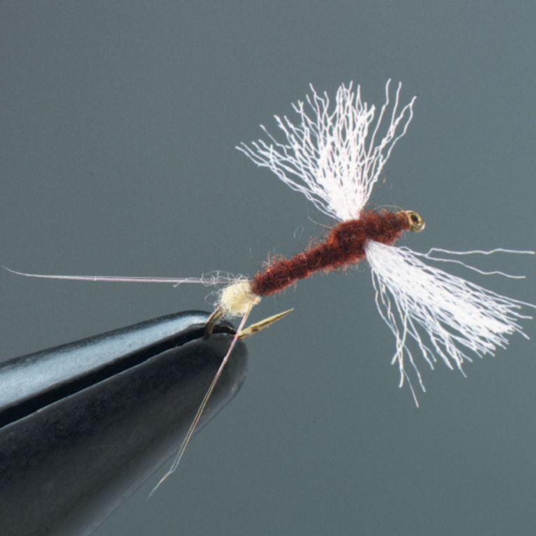Mayfly Tails  / Only  Microfibetts -  image number 0
