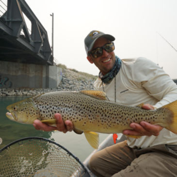 Dave Brown Outfitters, BC -
