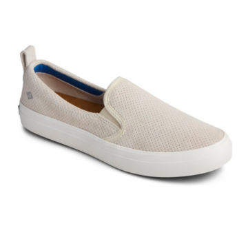 Sperry® Crest Twin Gore Plushwave Slip-Ons -  image number 0