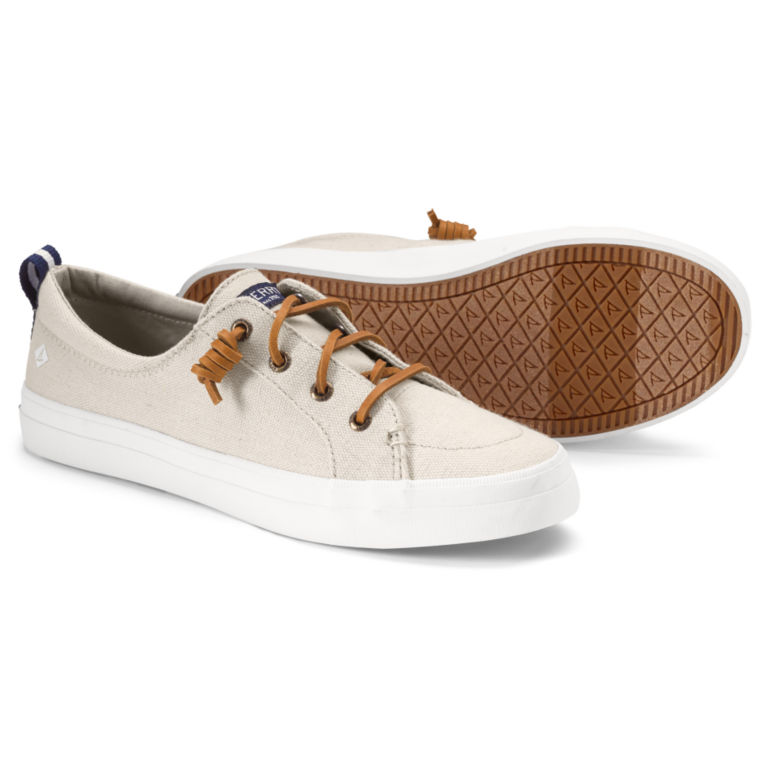 Sperry®  Crest Vibe Linen Sneakers -  image number 0