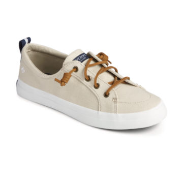 Sperry®  Crest Vibe Linen Sneakers -  image number 1