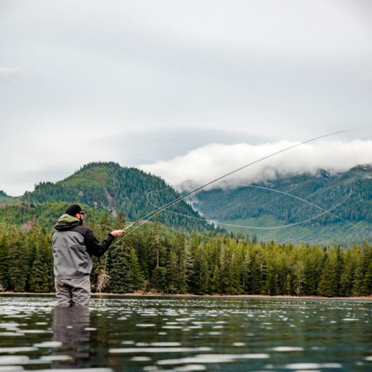 Steelhead Fly-Fishing School, Boardwalk Lodge, Alaska -  image number 2