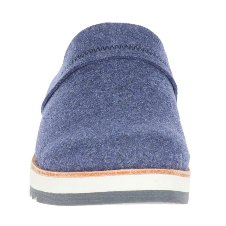 Merrell®  Juno Wool Clogs - NAVY image number 1