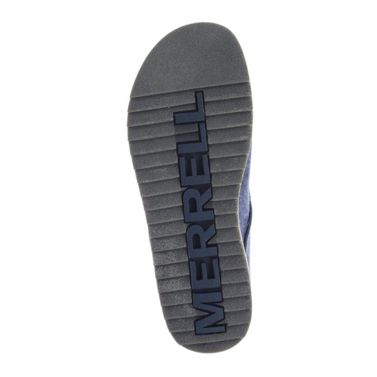 Merrell®  Juno Wool Clogs - NAVY image number 2