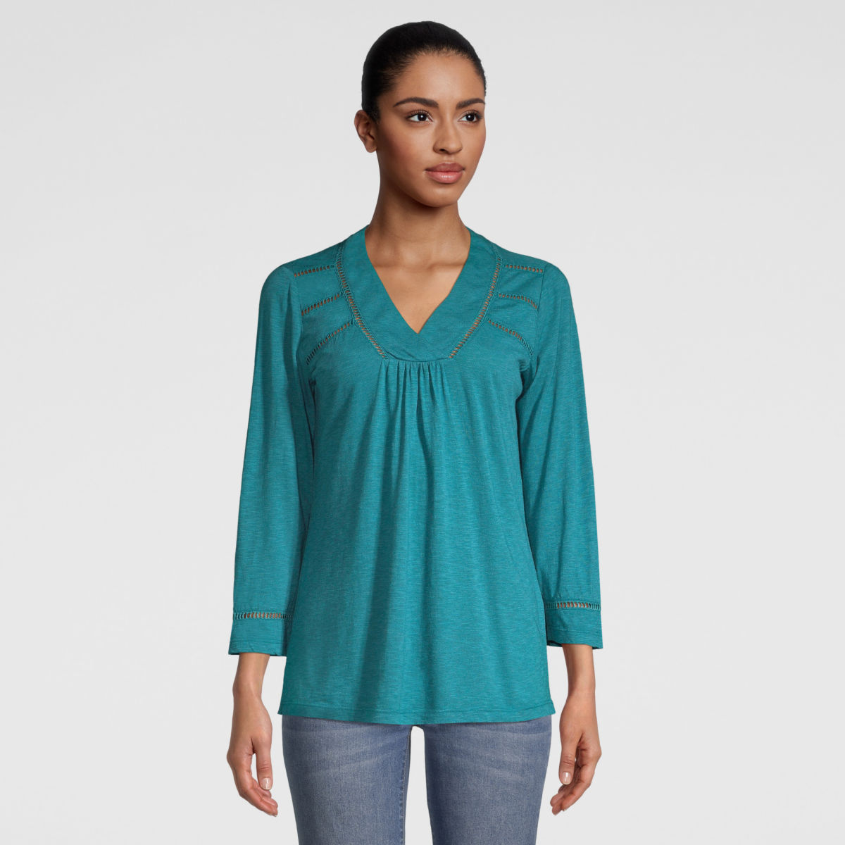 West River Three-Quarter-Sleeved Tee - image number 0