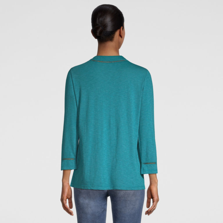 West River Three-Quarter-Sleeved Tee -  image number 2