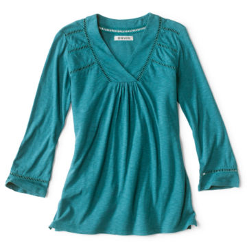 West River Three-Quarter-Sleeved Tee -  image number 3