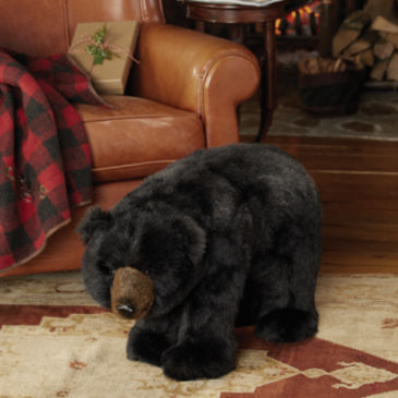 Bear Footrest -