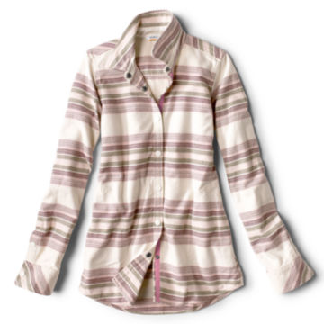 Flannel Shirt Jacket -  image number 5