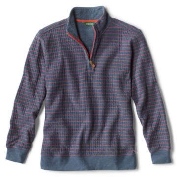 Sullivan Striped Quarter-Zip Sweatshirt -  image number 0