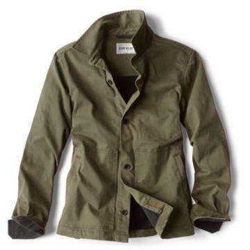Heritage Shirt Jacket - OLIVE image number 0