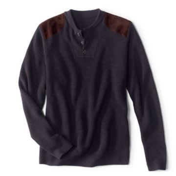 Mechanic's Sweater - NAVY image number 0