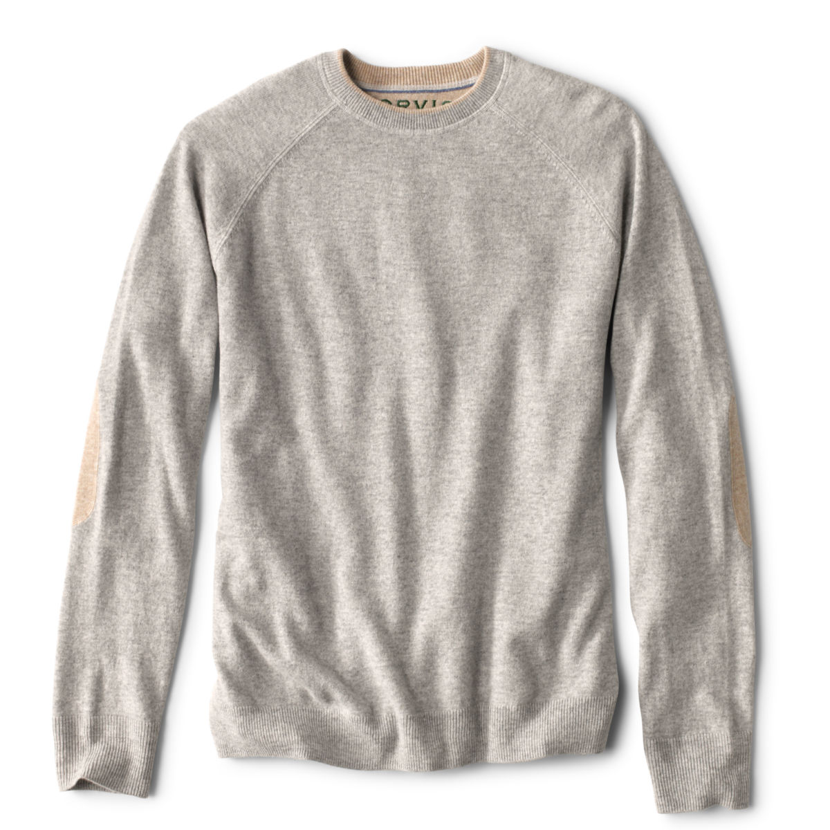 Tipped Crewneck Sweater - image number 0