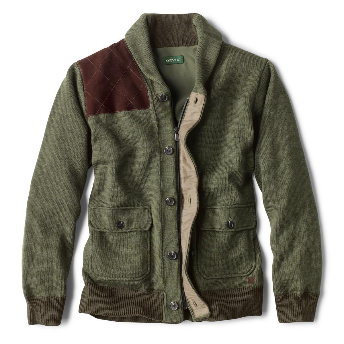 Trapper Sweater - OLIVEimage number 0